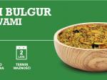 Turecki bulgur z warzywami