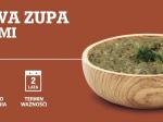 Kremowa zupa z grzybami